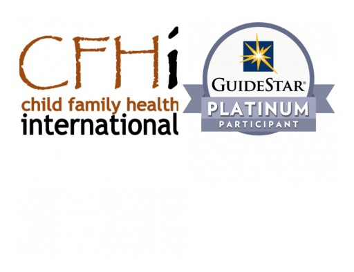 CFHI Earns Platinum Award for Transparency on Non-Profit Quality Leader GuideStar